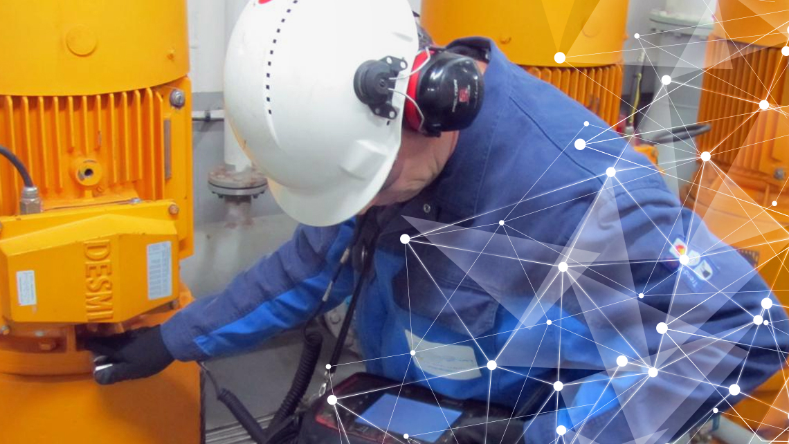 Condition Monitoring: Vibration, Oils analysis and thermography